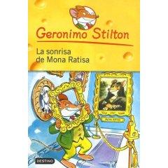 LA SONRISA DE MONA RATISA.